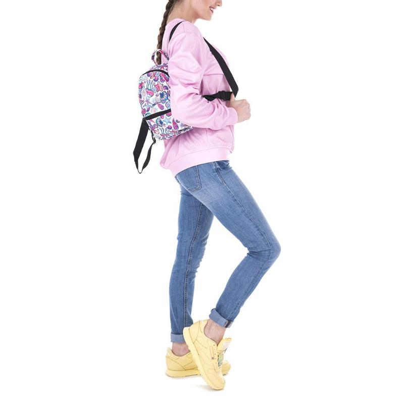 Mini Backpack Women Fashion 3D Print Oxford Cloth School Bag Cute Teenage  Girls Shoulder Bags Features  Fashion and 3D print. Cute and light-weight. aa9aa75602a1b
