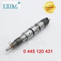 ERIKC 자동 연료 분사 장치 0445120431 (0 445 120 431) 커먼 레일 분사 Assy 교체 0445 120 431 노즐 DLLA150P2330
