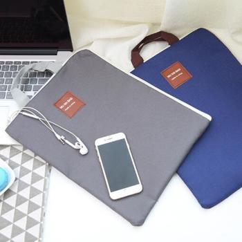 Teczka na dokumenty folderu do przechowywania torba z materiału pakiet dla A4 papier przenośny kieszonkowy projekt ustawy etui folder plików biurowe i szkolne tanie i dobre opinie BA11