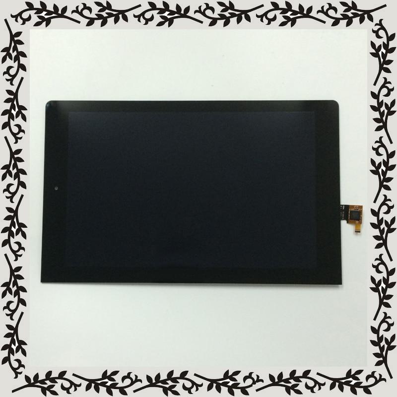 Black-For-Lenovo-Yoga-10-B8000-B8000-H-60047-LCD-Display-Monitor-Touch-Screen-Digitizer-Sensor