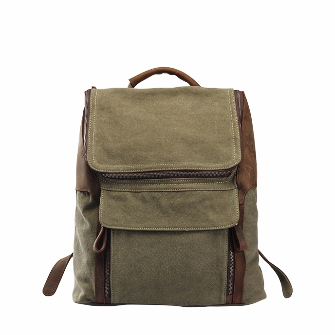 ФОТО 2017 New Soft Vintage Canvas Men Backpacks Fashion Men Travel Bags Brand Design School Bags Casual Backpack for Men A1882