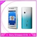 E15i Оригинальный Sony Ericsson Xperia X8 E15i Телефон Разблокирован Смартфон Android GPS Wi-Fi 3.0 дюймов Сенсорный Экран