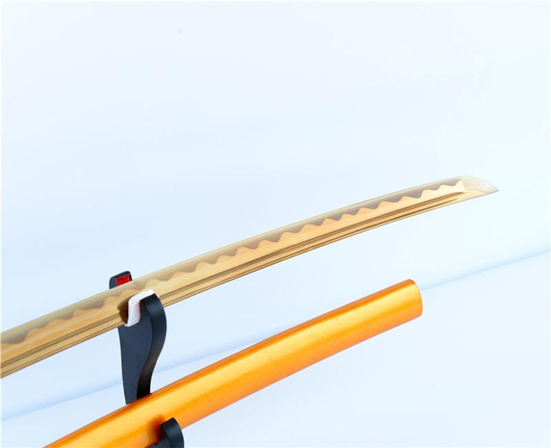 SHI JIAN Πραγματικό Sharp Samurai Sword Katana 1060 - Διακόσμηση σπιτιού - Φωτογραφία 5