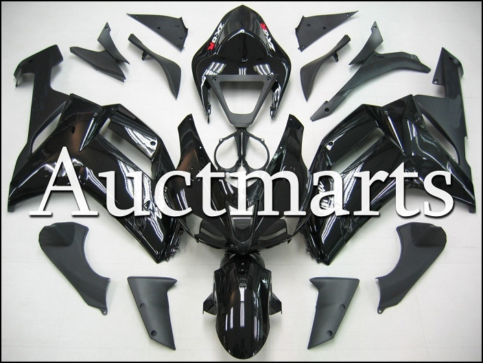 Fit for kawasaki ZX-6R 2007-2008 high quality ABS Plastic motorcycle Fairing Kit Bodywork ZX6R 07-08 ZX 6R CB03 hot sales popular cowling for zx 6r 07 08 kawasaki ninja zx636 zx 6r 636 zx6r 2007 2008 nakano body fairings injection molding