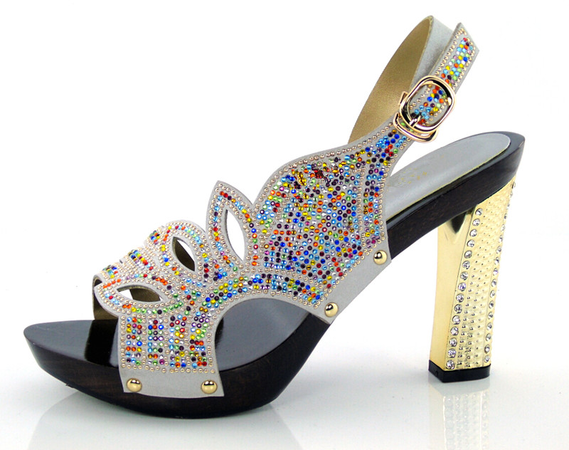 68ccb287a6be Online Get Cheap Ladies Shoes Online -Aliexpress.com | Alibaba Group. Nice  Looking Sliver Hot Sale African Sandals Slippers Summer High Heels Fashion  ...