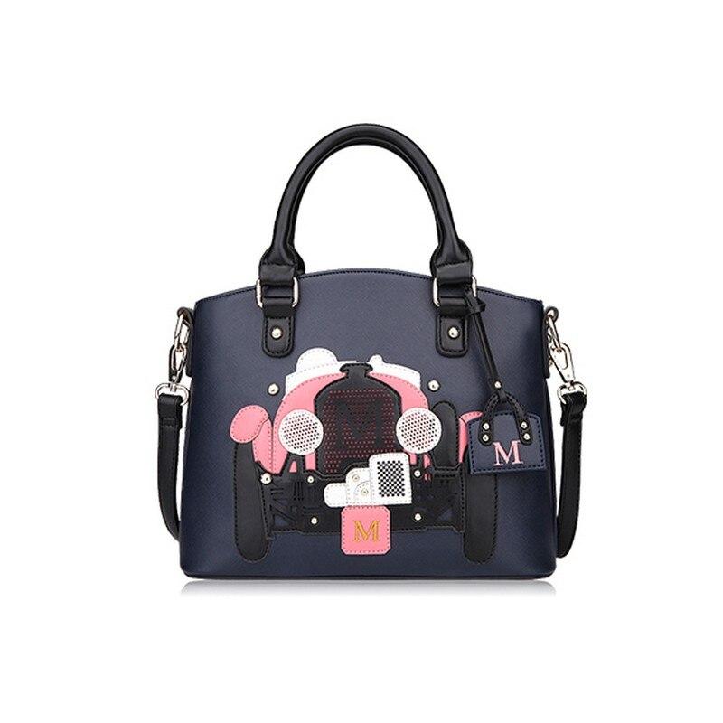 ФОТО Women Classic tote bags print bag for lady's bolsas feminina famous designer brand shoulder bags women leather handbags