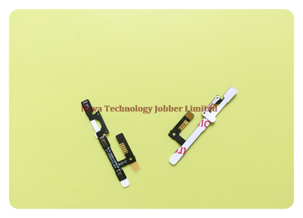 Galleria fotografica Wyieno OT5065 Switch on/off Volume Ribbon For Alcatel One Touch Pixi 3 5065 Power Button Flex Cable Replacement Parts Tracking