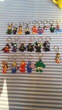 Spiderman Superhero Keychain