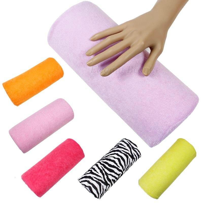 Qualifiziert Großhandel New Nail Art Rest Kissen Unpick Und Waschbar Maniküre Kissen Kissen Flanell Hand Halter 100 Teile/los Kostenloser Versand ZuverläSsige Leistung Werkzeuge & Zubehör Handauflagen