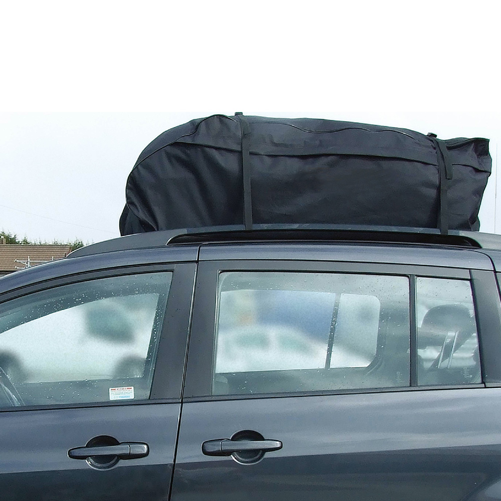 T20656 Car Style Roof Top Bag Rack Cargo Carrier Luggage