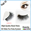 Fastest Shipping! Big shots' style 3D eyelashes mink eyelash custom packaging available makeup false fake 3d eyelash buy