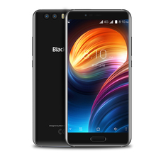 "Blackview P6000 4G Phablet 5,5 ""Android 7.1 MTK6757CD Octa-core 2,6 GHz 6 GB + 64 GB 21.0MP + 0.3MP Hintere Kameras Gesicht ID 6180 mAh"