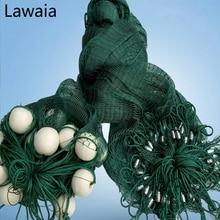Lawaia 15m Long 1m High Casting Nets, Fishing Nets Pull, Pull-net Farms, Railing Anti-bird Netting, Fish Ponds Dragnet ponds 50g