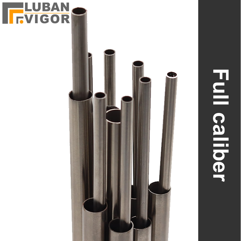 Length 250mm Metal Tool ON 304 Stainless Steel Capillary Tube OD 4mm x 3mm ID