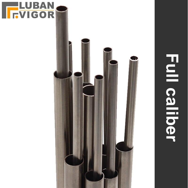 Produit personnalisé, Sans Soudure 304 en acier inoxydable de Précision de tuyaux sanitaires tube 8x0.2mm L 1,000mm quantité: 20 pcs