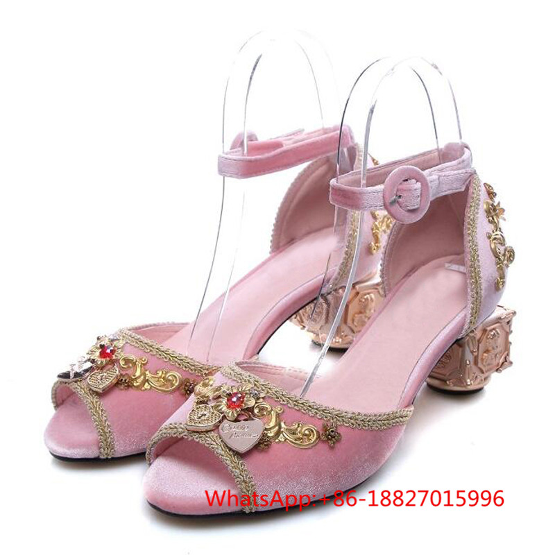 Popular Vintage Pink Heels-Buy Cheap Vintage Pink Heels lots from ...