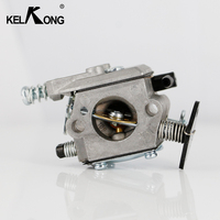 KELKONG 3800 38cc 4100 41cc Chainsaw CARB For Chain Saw Parts WALBRO Carburetor Type For Chain