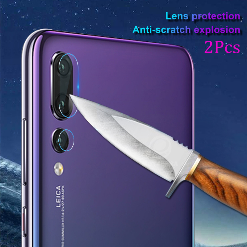 2PCS/lot For Huawei Honor 8X 10i 20i 9i 20 9 Note 10 Lite Play 8C Magic 2 Protective Camera Lens Glass Back Len Protector Film image