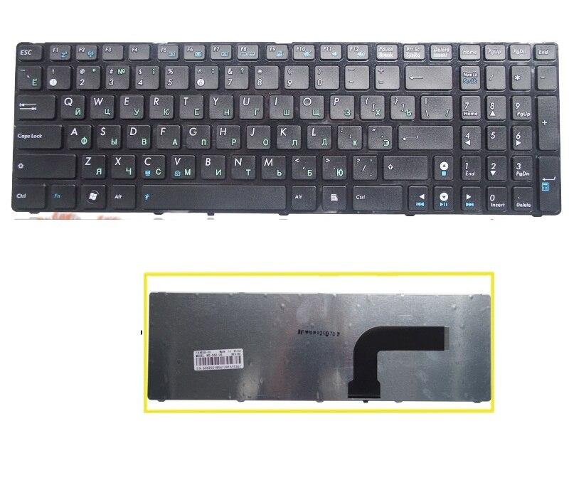 SSEA New laptop Russian Keyboard RU for ASUS N52 N52D N52DA N52J N52JV N61 N61V N61D N61W N61J A72 A72D A72F A72J