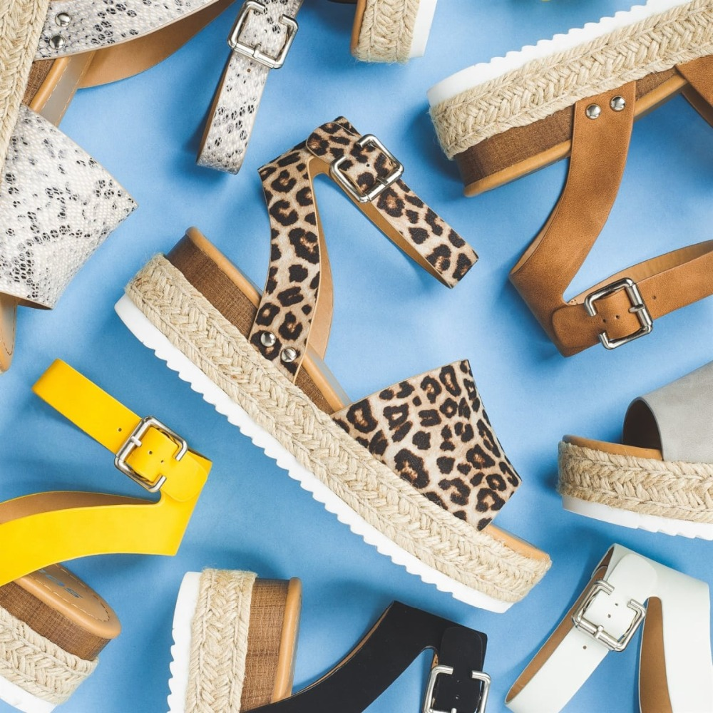 Women Sandals Plus Size Wedges Shoes For Women High Heels Sandals Summer Shoes 2019 Flip Flop Chaussures Femme Platform Sandals 4