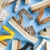 Women High Heels Sandals Summer Shoes Flip Flop Chaussures Femme Platform Sandals 41