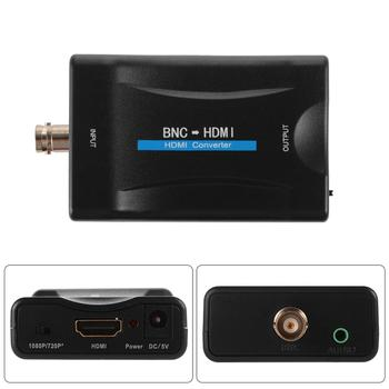 1080P/720P BNC to HDMI Video Converter Adapter New for Camera/CCTV/Game Console/TV