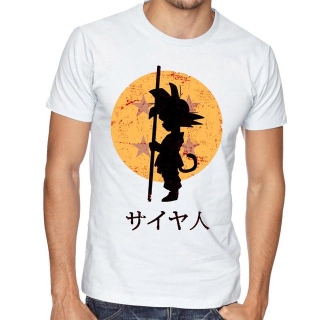 Dragon Ball Z Goku Super Saiyan T-Shirts