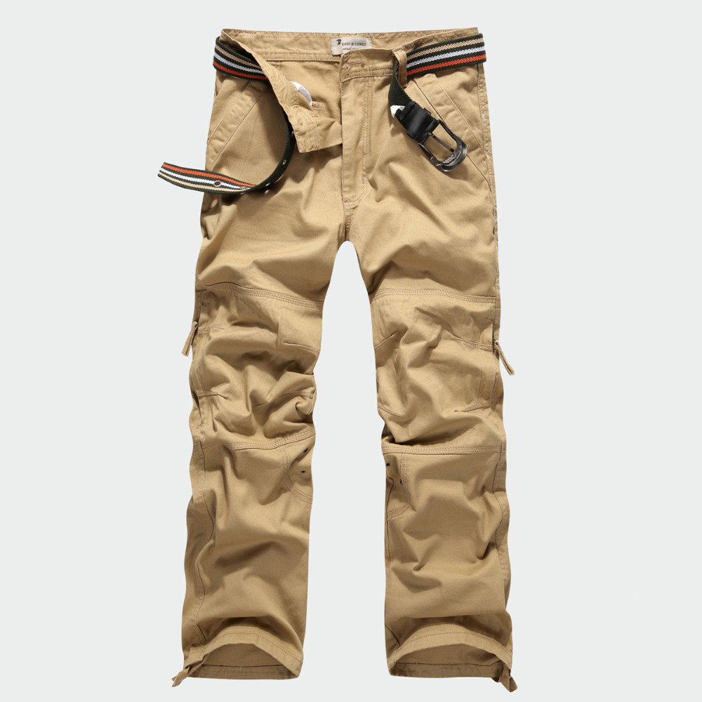 Online Get Cheap 100 Cotton Cargo Pants -Aliexpress.com | Alibaba ...