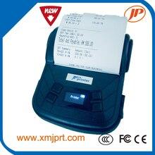Livraison gratuite 80mm imprimante mobile Bluetooth imprimante étiquette imprimante soutien Android et IOS
