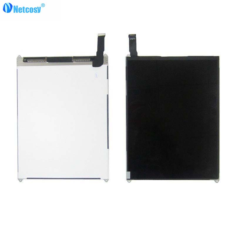 Netcosy For ipad mini 3 LCD Display Screen For ipad mini 3 A1599 A1600 A1601 tablet Perfect Replacement Parts Digital Accessory new lcd display screen for ipad mini 2 3 a1489 a1490 a1491 a1599 a1600 a1601 replacement parts digital original lcd panel