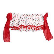 Хлопковые детские трусики с юбочкой для новорожденных и маленьких девочек, штанишки для подгузников, милые летние шорты