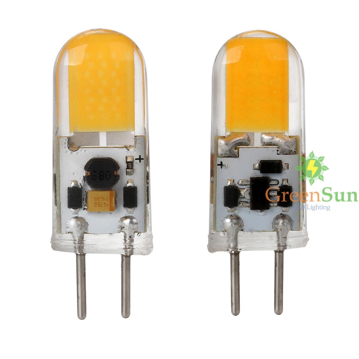 Lighting Basement Washroom Stairs: GY6.35 COB Capsule Led Bulb 2.5W Replace Halogen Light