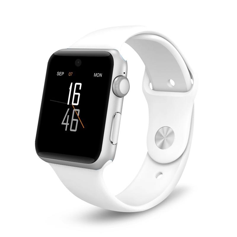 Prix pour Zaoyimall dm09 bluetooth smart watch hd écran support carte sim portable dispositifs smartwatch pour apple android pk dz09 gt08 montre