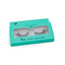 Big Eyes Secret 10Pairs Nature Eyelash Black Friday Makeup Lash Extension With Box False Eyelashes Faux Fake Free Shipping