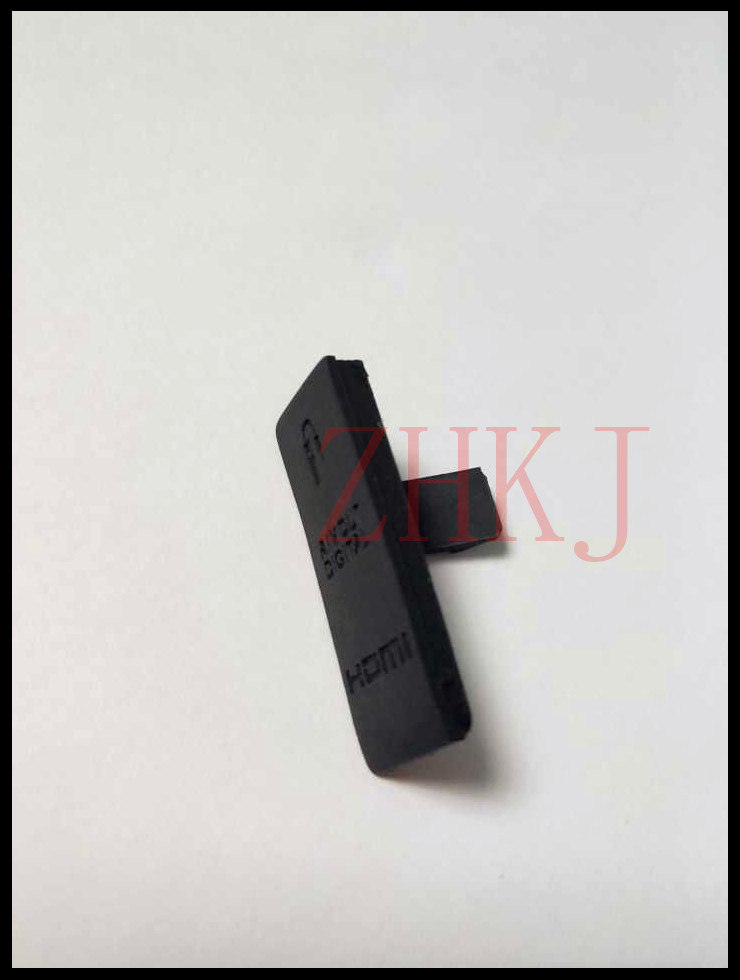 US $9 39 6% OFF 100% NEW USB/HDMI DC IN/VIDEO OUT Rubber Door Bottom Cover  For Canon EOS 500D Rebel T1i EOS KISS X3 Digital Camera Repair Part-in