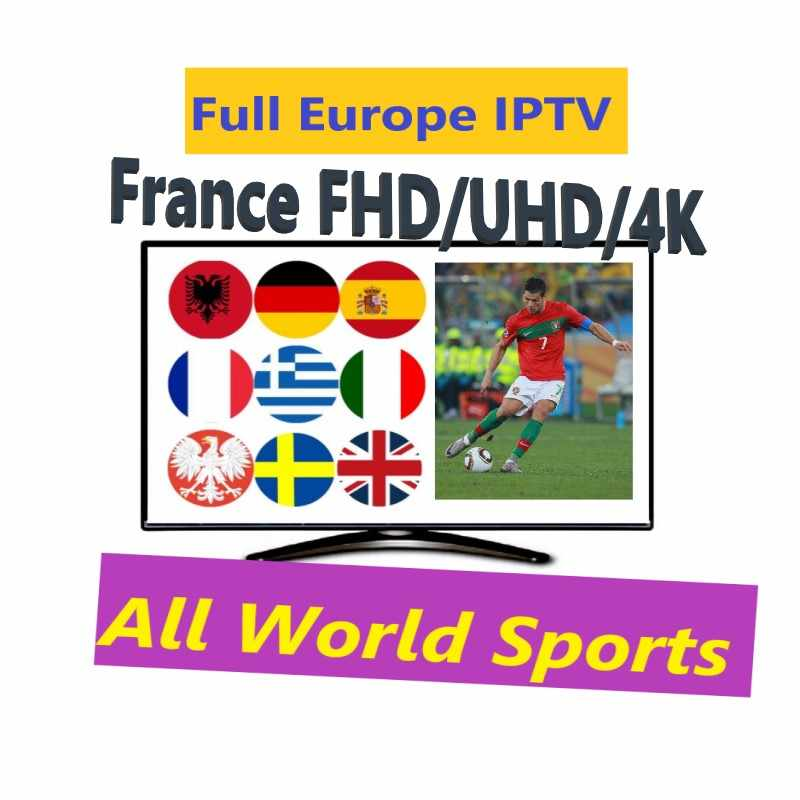 IPTV 5200 + Live Channel List 1/3/6/12 Months Philippine, Indian, Italian and Spanish Arab World Channels