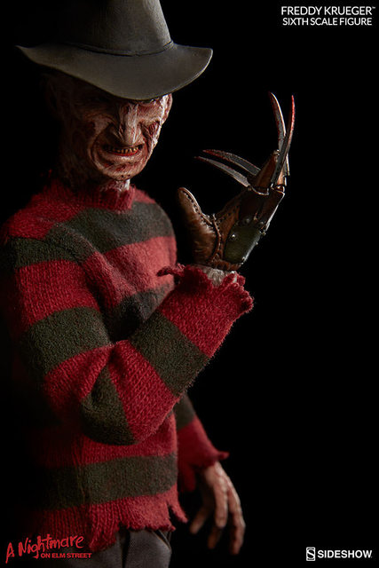 sideshow 100359 1 6 a nightmare on elm street freddy collection