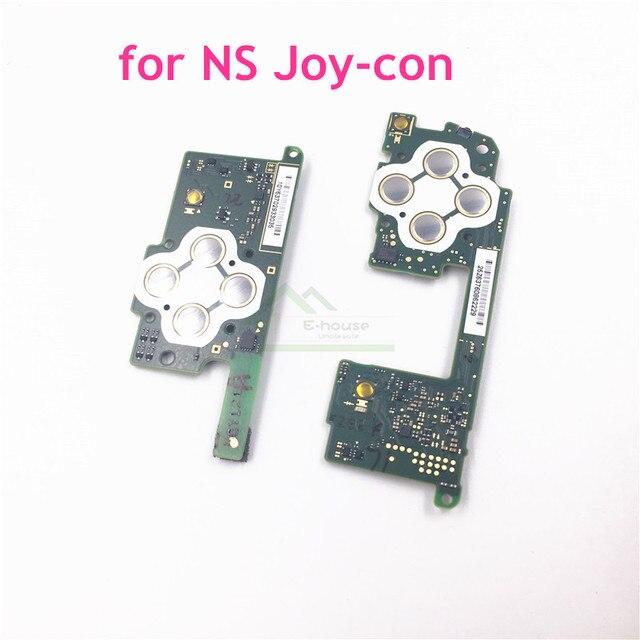 원래 사용 왼쪽 오른쪽 컨트롤러 마더 보드 메인 보드 교체 닌텐도 스위치 컨트롤러 ns 조이 콘 수리