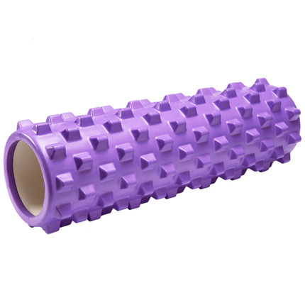 Foam Body Massage Roller tool Massage Block Floating Point Pilate Column Physio Yoga Massage Pilates Relax Tight Muscles 2015 yoga block eva foam roller the set of foam roller a small and large relax column 4colors gym fitness sporting equipment