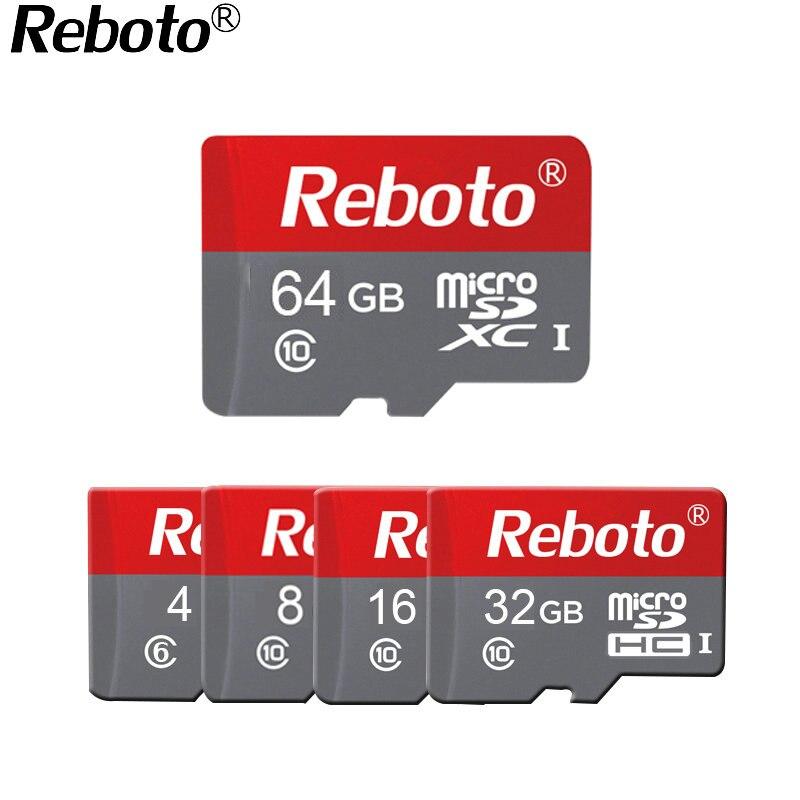 Red and Gray Micro sd font b card b font 64gb memory font b card b