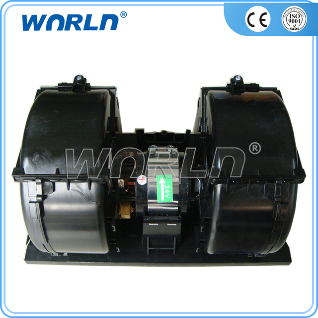 US $50 0 |Auto AC Fan Interior Blower Motor 24V CW For BENZ/ACTROS/FOTON  GLT/BENZ V3 0018308708/0130063514/8EW009158 071-in Air-conditioning