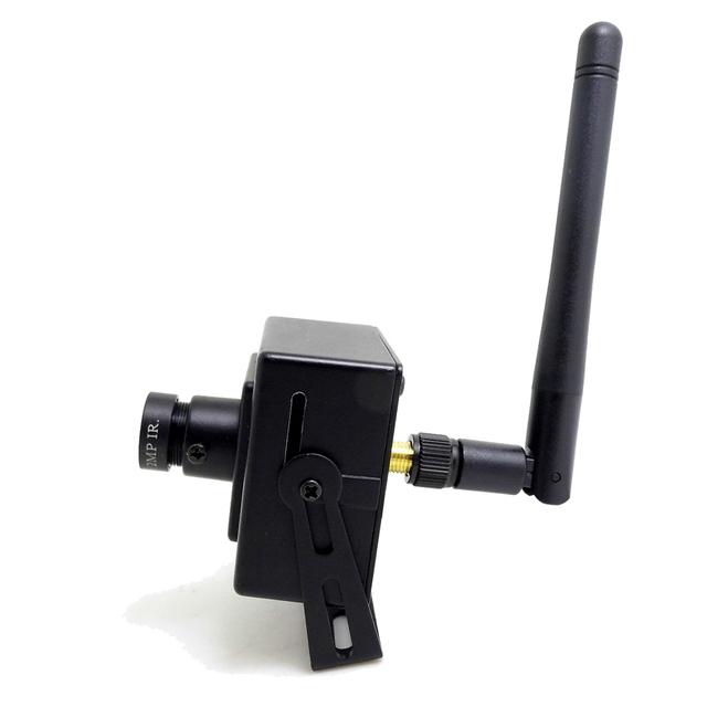 Câmera ip wi-fi 720 p mini sem fio wi-fi de segurança cctv início vigilância casa micro cam suporte micro sd registro jienu