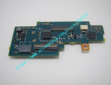 Piezas de reparación para Sony RX100 III RX100M3 DSC-RX100 III DSC-RX100M3 pantalla LCD tablero de conductor de control LC-1020