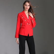 bb47258953 Buy red jacket with gold buttons and get free shipping on AliExpress.com