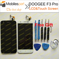 DOOGEE F3 Pro LCD Screen 100% Original Replacement LCD Display+Touch Screen For DOOGEE F3 Pro Smartphone Free Shipping