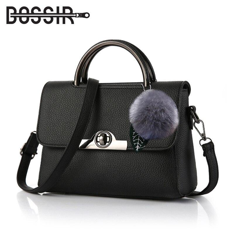Designer Fashion Women Handbags Pu Leather High Quality Top-handle Bags Tote Women Crossbody Messenger Shoulder Bags bolsas