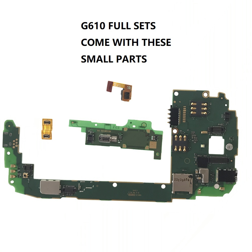 hight resolution of original main board motherboard replacement repair parts wcdma 3g version for huawei ascend g610 u00