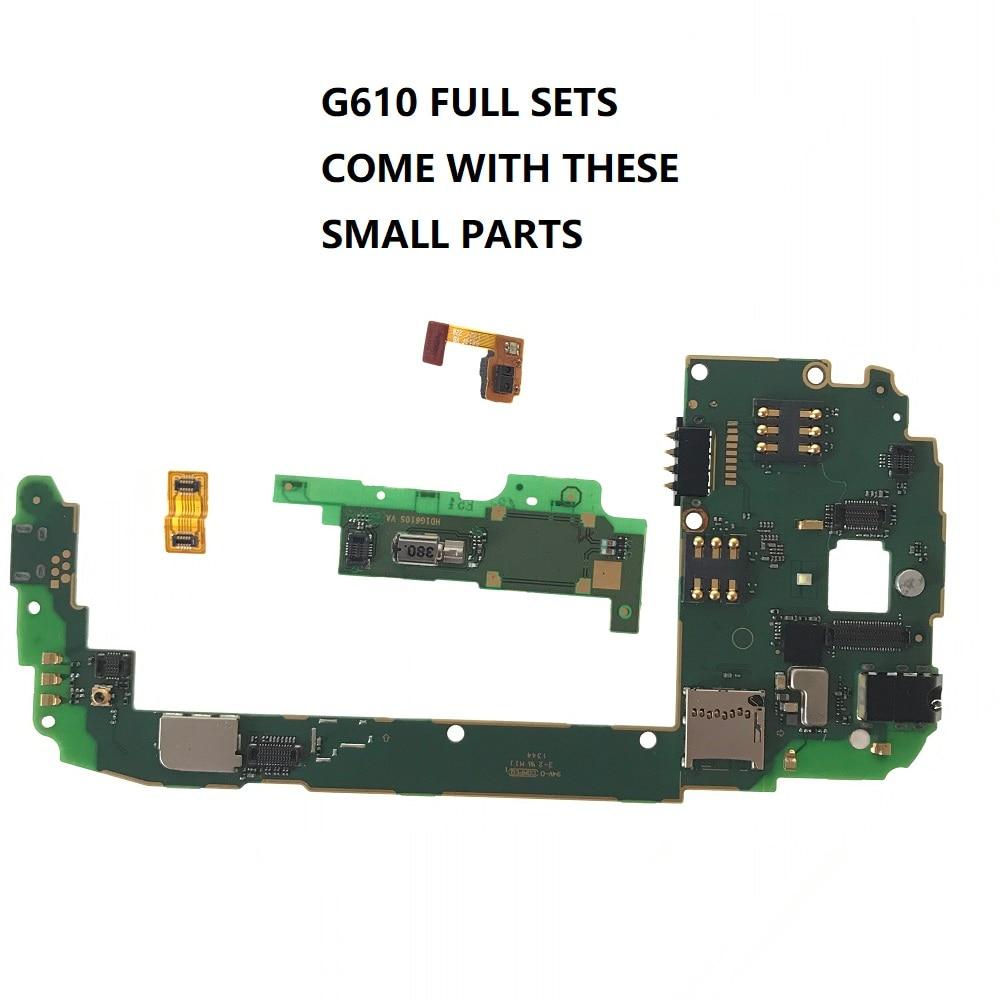original main board motherboard replacement repair parts wcdma 3g version for huawei ascend g610 u00 [ 1000 x 1000 Pixel ]