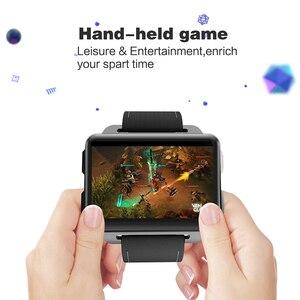 Image 3 - LEM4 Pro 2.2 Inch Screen 3G Smart Watch Android 5.1 GPS WIFI 1GB + 16GB 1200Mah Big Battery Bluetooth Smartwatch For Men Women