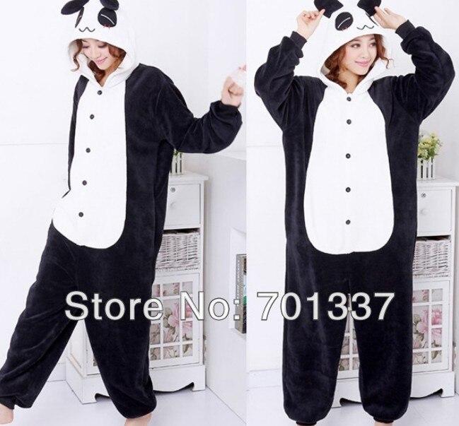 Mens Ladies Panda Onesie Adult  Animal Onesies Onsie Jumpsuit Pyjamas Pajamas 340 S/M/L/XL/XXL